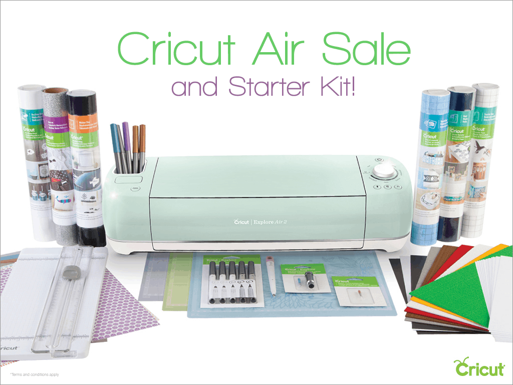 Cricut Explore Air Sale