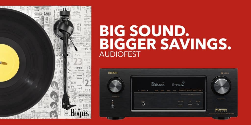 Best Buy's Magnolia's March AudioFest Sale!