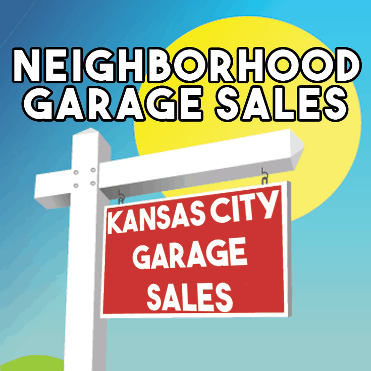 Kansas City Neighborhood Garage Sales