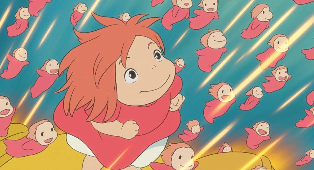 PONYO Movie Screening Tickets Giveaway