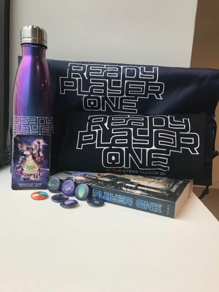 Ready Player One Movie Prize Pack