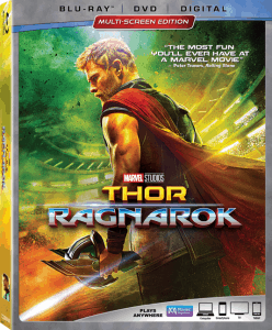 Thor DVD Review