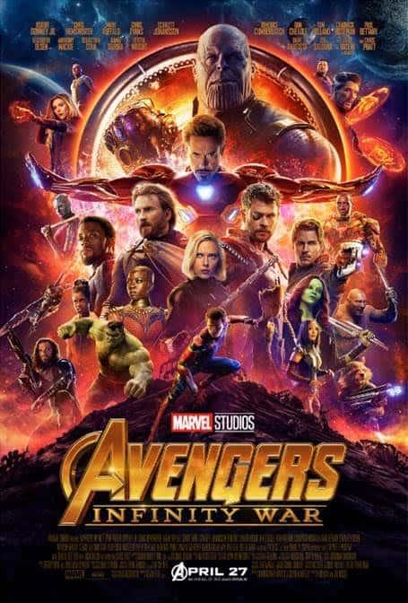 Infinity War's newest trailer