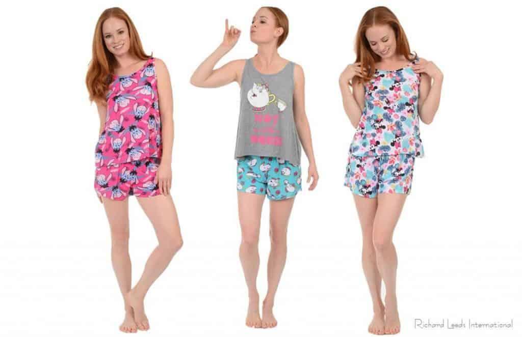 Disney Pajamas for Women by Richard Leeds International