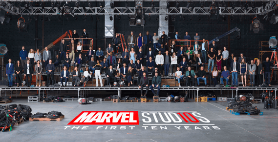 Marvel Group Picture 2018