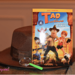 Tad the Lost Explorer Review and Activity Sheet