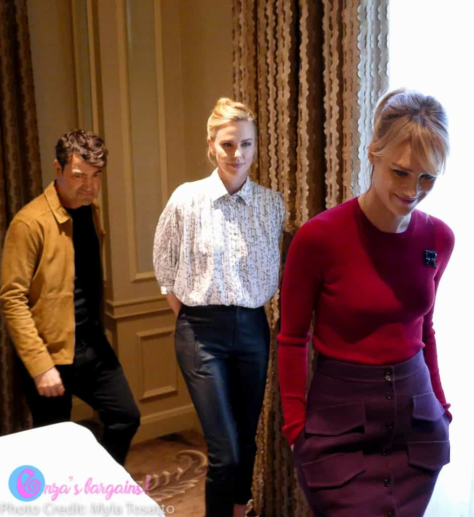 Tully Interview with Charlize Theron, Mackenzie Davis, Jason Reitman, Ron Livingston and Mark Duplass