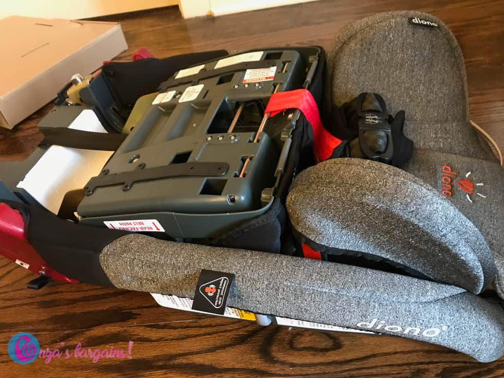 Diono's Radian RXT Car Seat is Every Momma's Dream