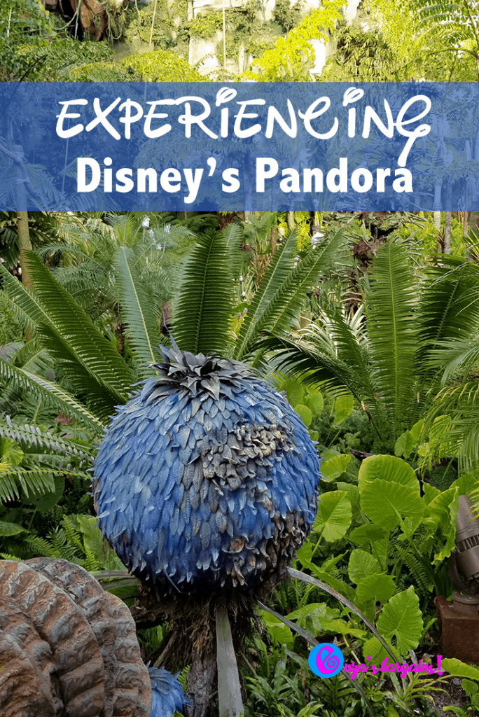 Travel Goals - Animal Kingdom - Pandora Changes Everything