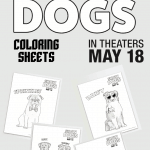 Show Dogs Movie Printable Coloring Pages