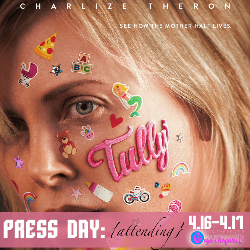Tully Press Junket - We're Attending!