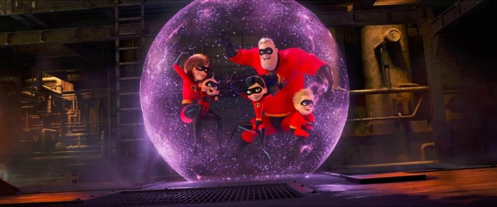 Incredibles 2 Trailer Release