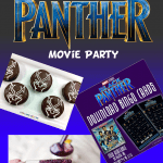 Black Panther Movie Party & DVD Giveaway!