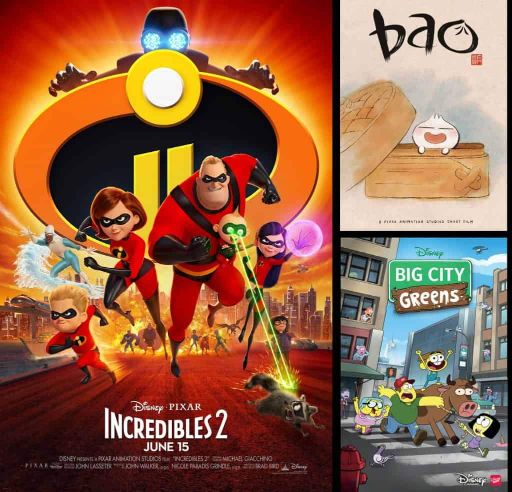 The Incredible Announcement: Incredibles 2 Junket – I'm Attending!
