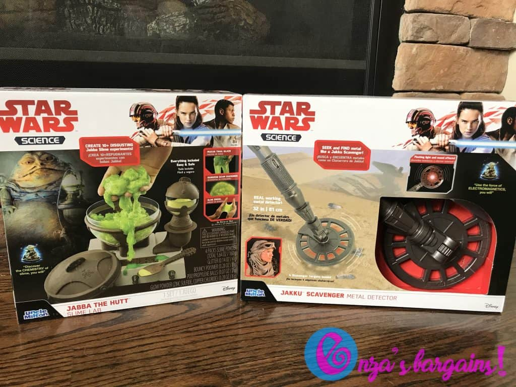 Star Wars Science Toys