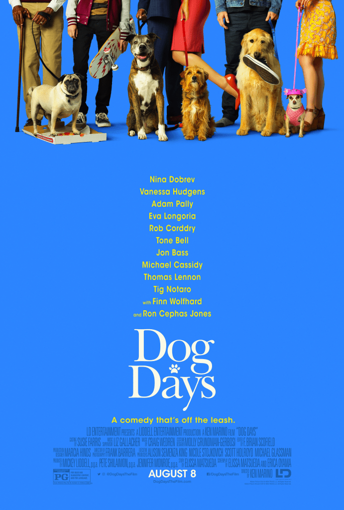 Dog Days Quotes - Top Quotes from the movie