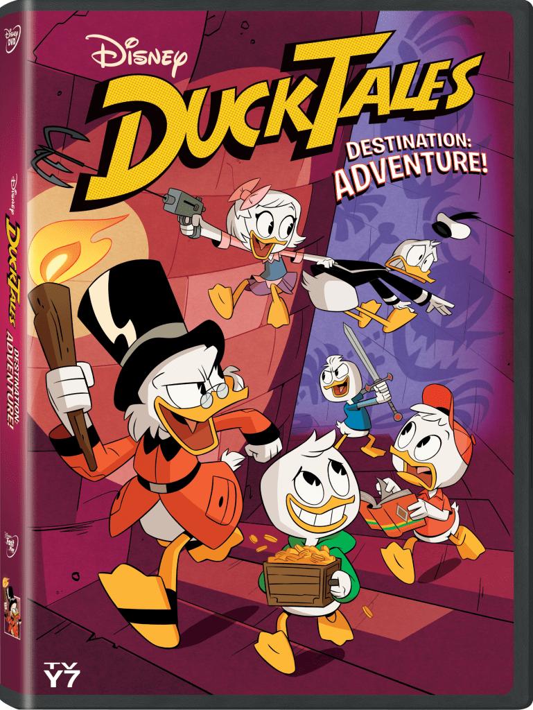 "Disney's ""DuckTales: Destination Adventure"" Giveaway Prize Pack"