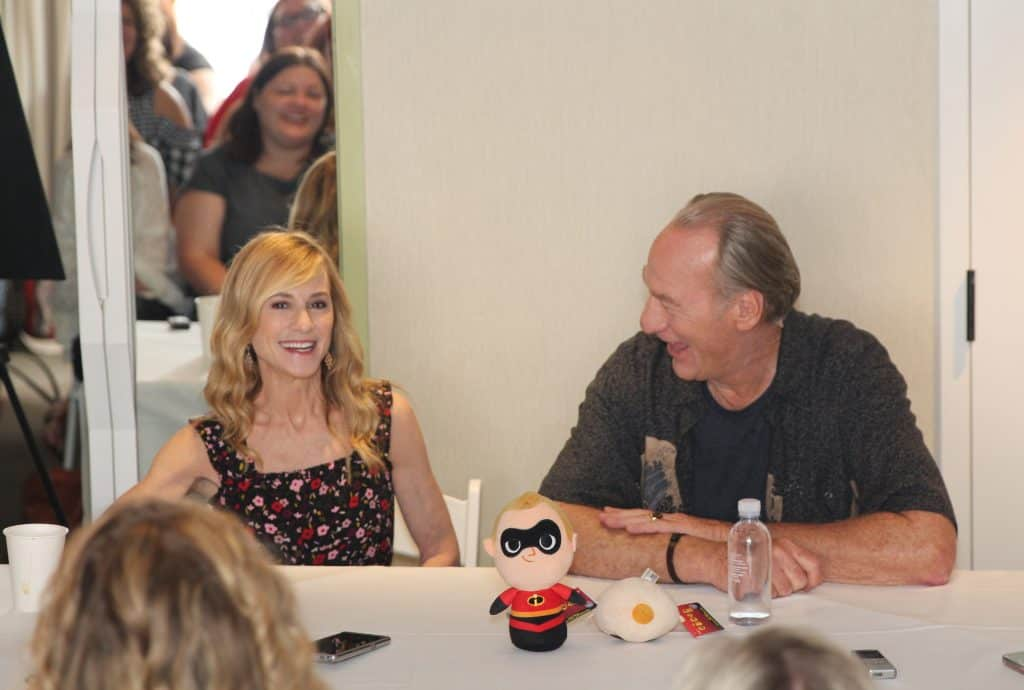 Craig T. Nelson and Holly Hunter Interview – Share the Inside Scoop on Incredibles 2