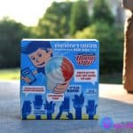 Ways to Stay Cool Outside: Original Bomb Pop Cups Coupon and HyVee!