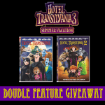 Hotel Transylvania DVD Double Feature Giveaway!
