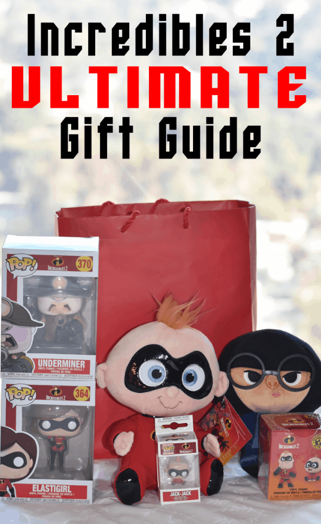 Incredibles 2 Product Gift Guide