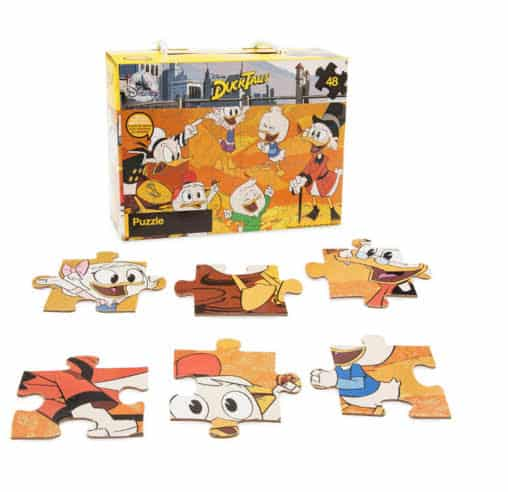 DuckTales Deluxe Puzzle