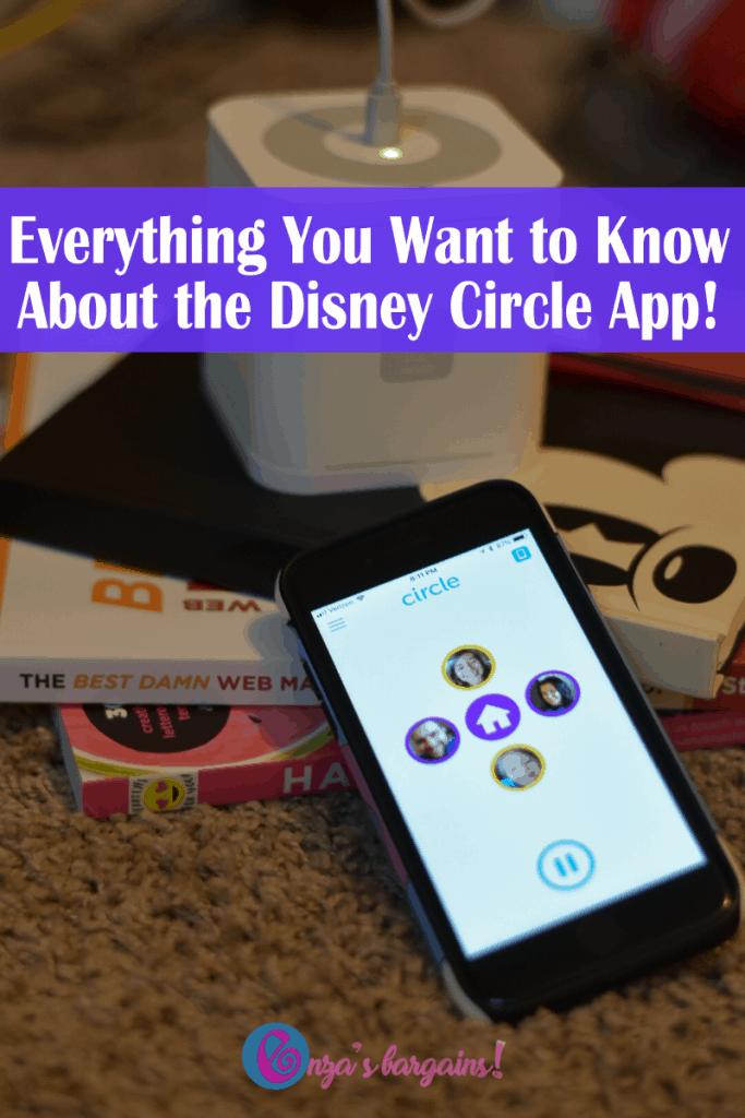 Disney Circle App Review