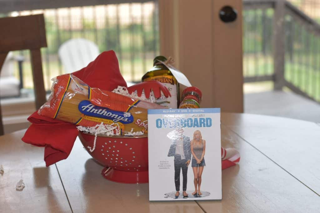 Overboard DVD Review Prize Pack Giveaway
