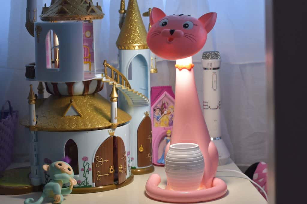 LampyPets Review - Desk Lamp and Night Light for Kids