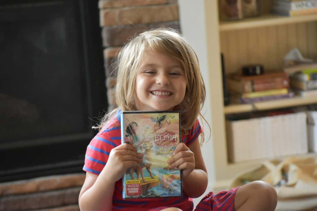 Elena of Avalor: The Realm of Jaquins DVD & Prize Pack Giveaway