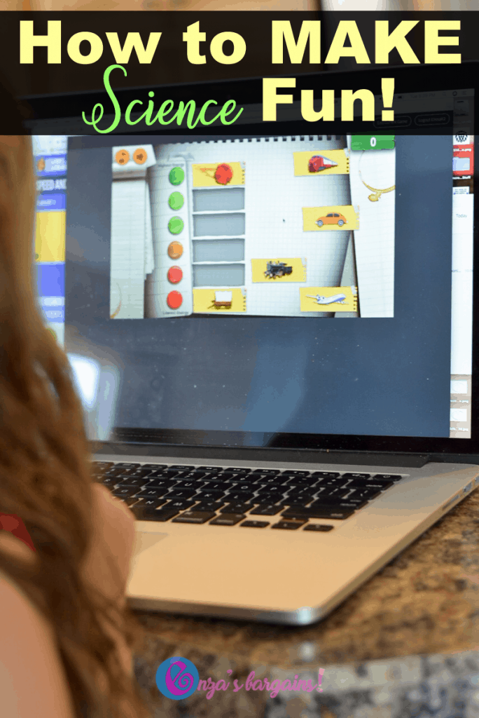 How to make Science FUN! Legends of Learning Review