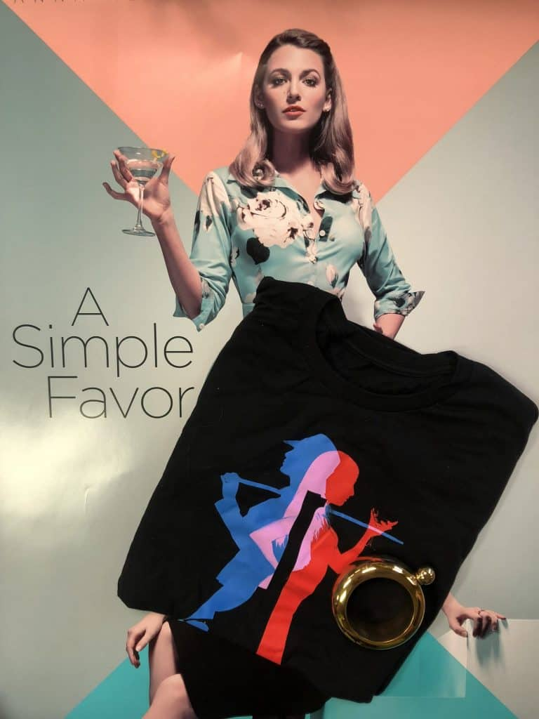 A Simple Favor Prize Pack - 5 Winners