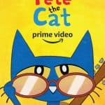 """Amazon Prime's """"Pete the Cat"""" is LIVE today & Pete the Cat Prize Pack Giveaway!"""