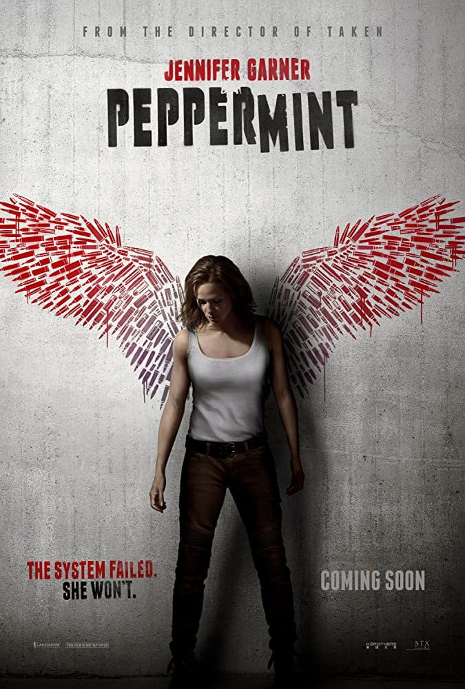Peppermint with Jennifer Garner Kansas City Advance Screening
