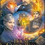 THE HOUSE WITH A CLOCK IN ITS WALLS Kansas City Advance Screening
