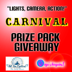 """Blue Springs Fun Festival  Lee's Summit """"Lights, Camera, Action Giveaway!"""""""