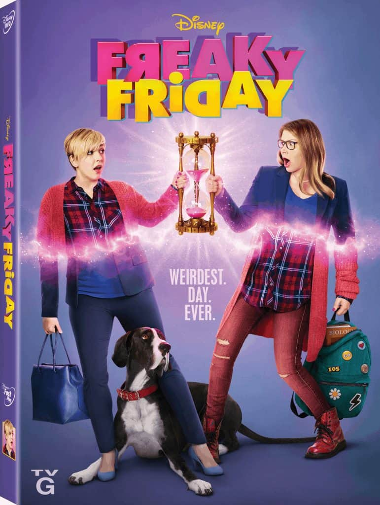 Freaky Friday Mother Daughter Movie Night!