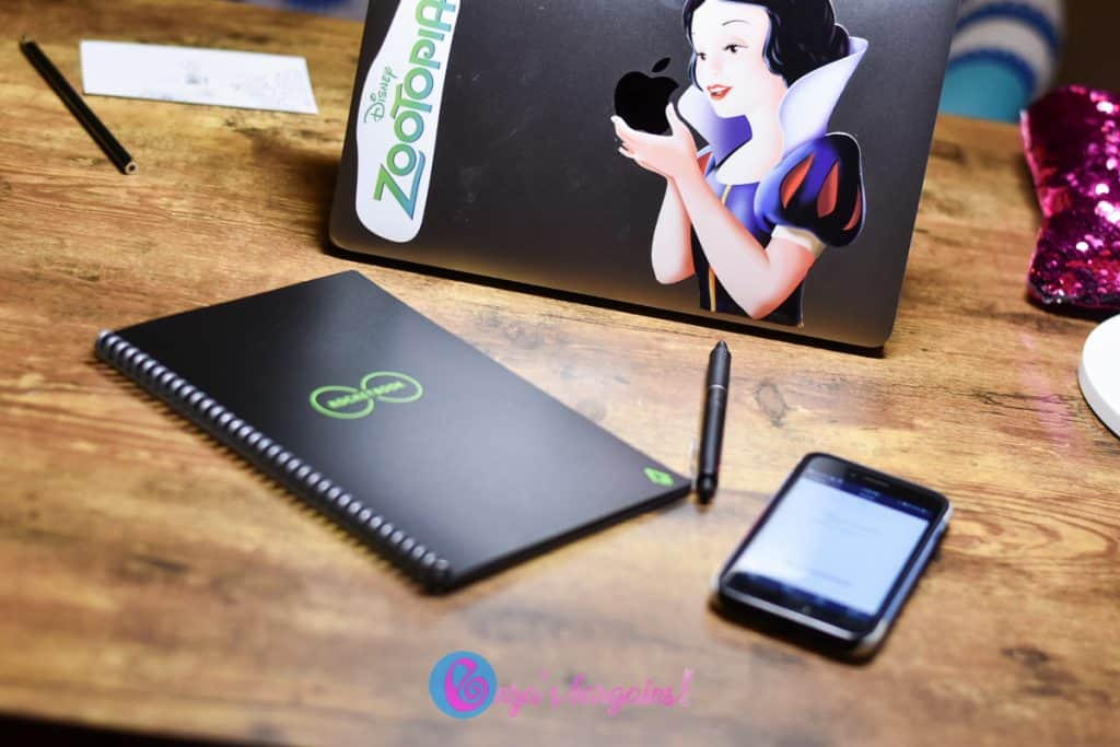 Rocketbook Reusable Notebook Review