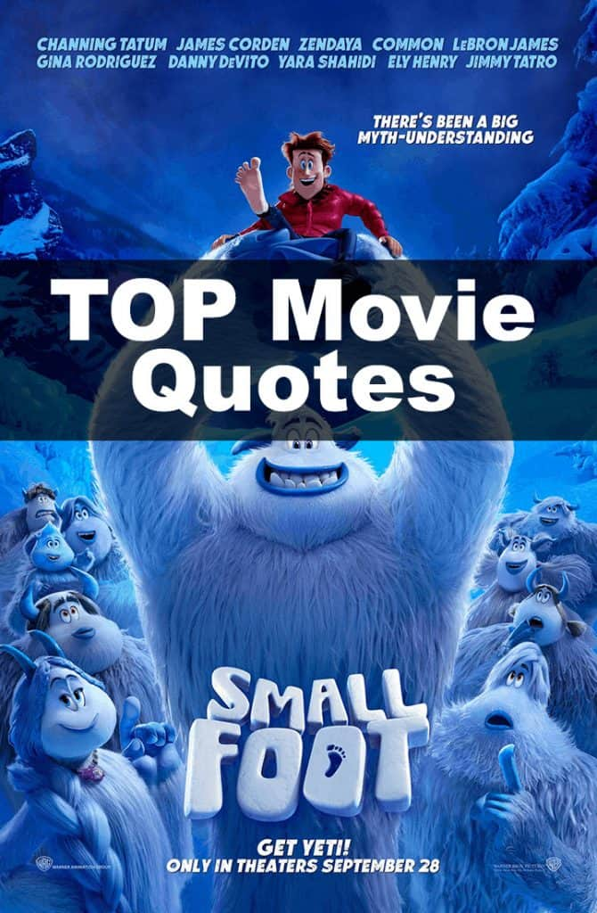 Smallfoot Quotes