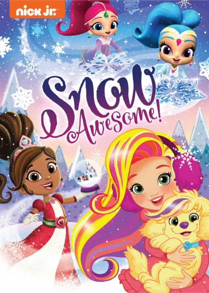 Nick Jr: Snow Awesome Holiday DVD