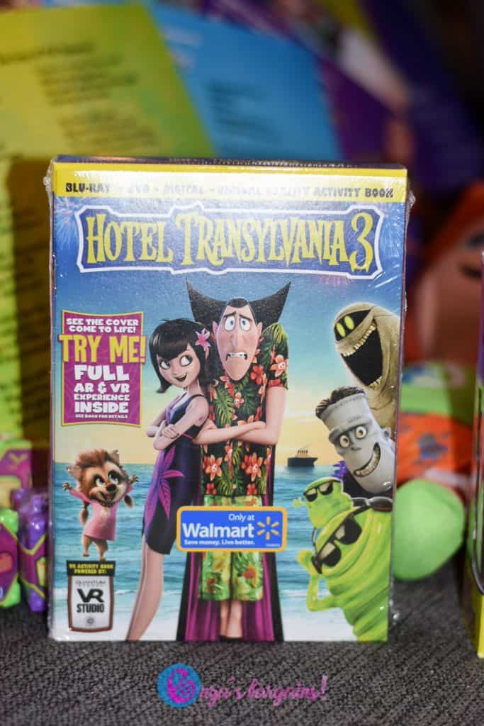 Hotel Transylvania 3 Toys to Celebrate the DVD Release!