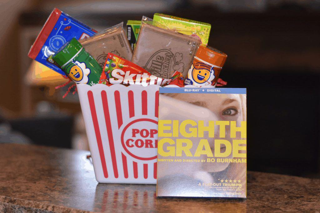 Eight Grade Movie & High School Time Capsule Activity