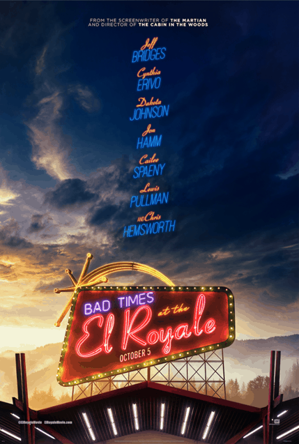 Bad Times at the El Royale Quotes