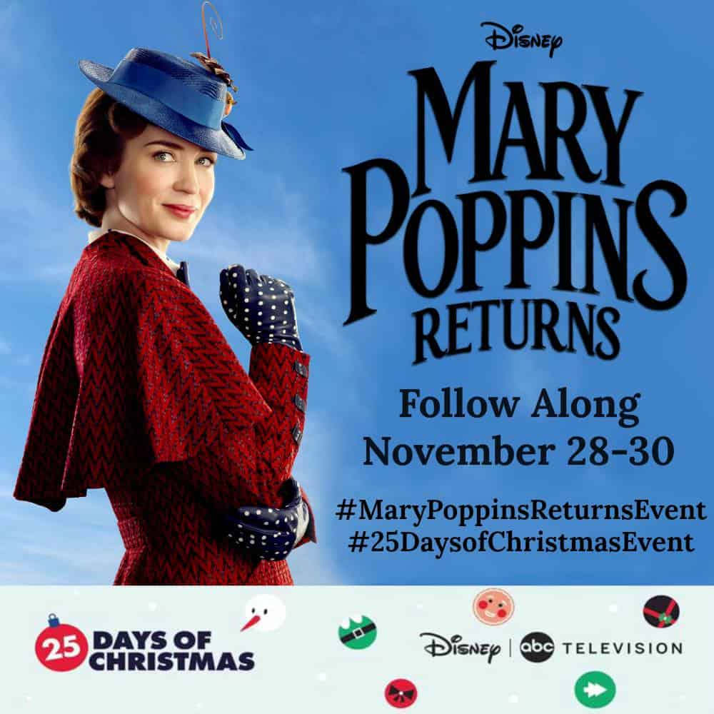 Mary Poppins Returns Event & Red Carpet - I'm Attending and off to LA!