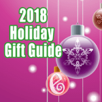 2018 Christmas Holiday Gift Guide