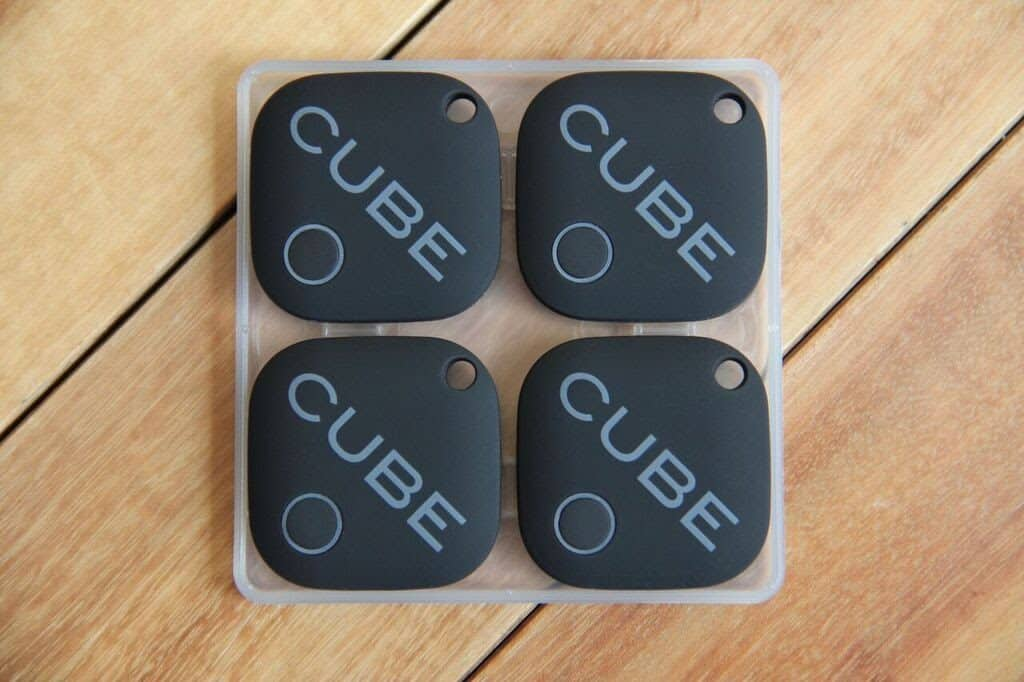 Cube Tracker Review 2018 Holiday Gift Guide