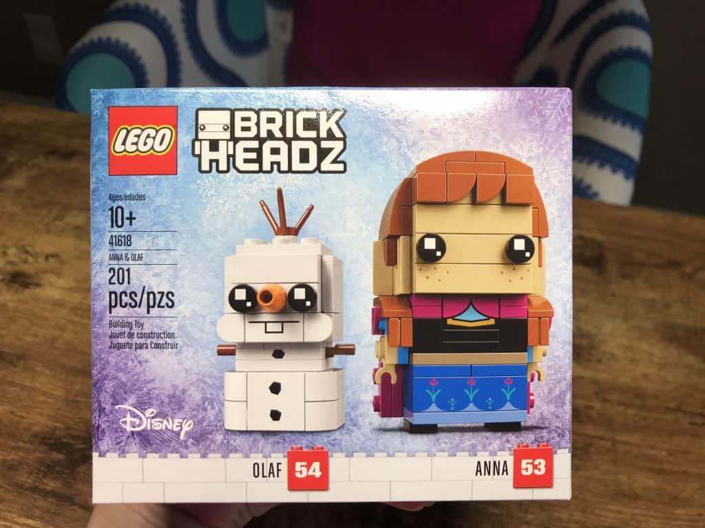 LEGO BrickHeadz Anna & Olaf