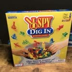 I SPY Dig In Game - 2018 Holiday Gift Guide