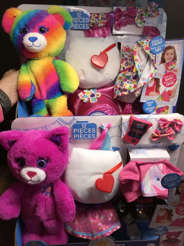 """Build-A-Bear Workshop 10"""" Furry Friend - 2018 Holiday Gift Guide"""