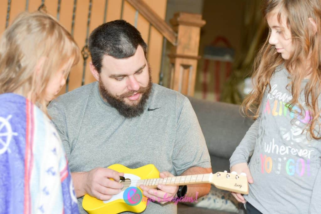 Loog Guitar Review - Easiest Way to Teach Kids to Play a Guitar
